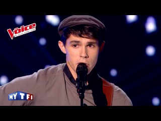 Francis Cabrel Octobre Lilian Renaud The Voice France 2015 Blind Audition