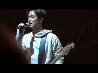 170121 FTISLAND The Truth Live in Hong Kong - Talk 2 (Fancam)