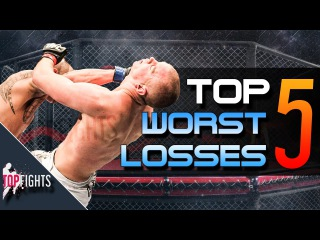 UFC 204: Top 5 Main Card BAD Finishes