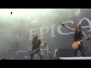 Epica - consign to oblivion (a new age dawns) (summer breeze 2017)