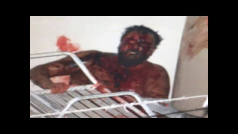 Golpean a Lord Nazi Ruso Linchan a Lord Nazi Ruso Ruso es linchado en México