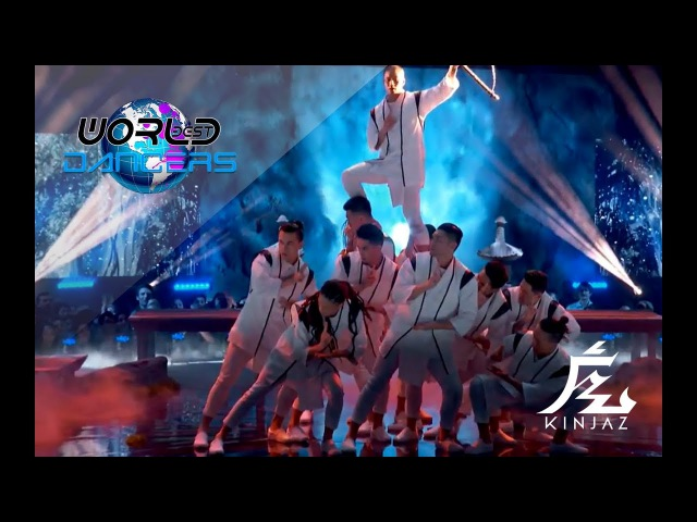 KINJAZ Divisional Finals World of Dance FULL PERFORMANCE