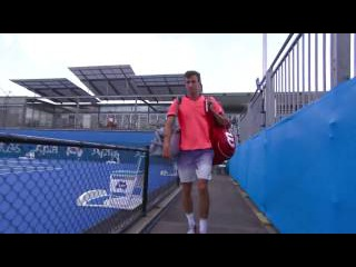 De Minaur v Kuznetsov Match Highlights (R2) | Apia International Sydney 2017
