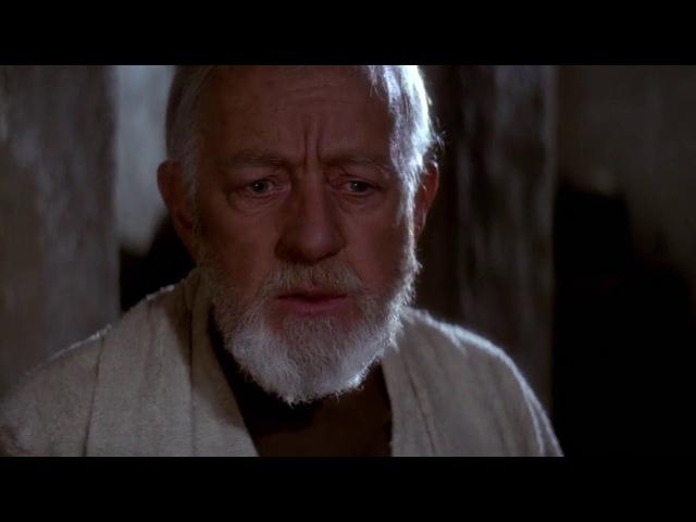 Obi-Wan has PTSD