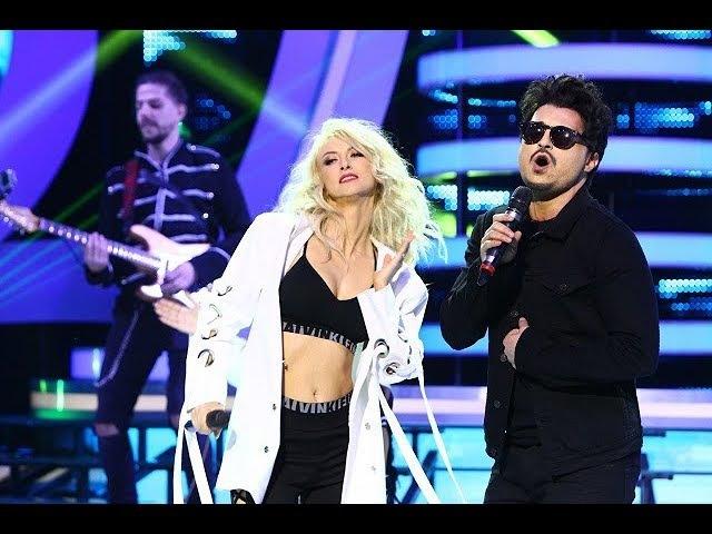 Pepe şi Andreea Bălan se transformă în Uddi feat Andreea B