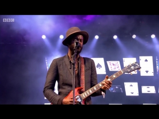 Gary clark jr. when my train pulls in