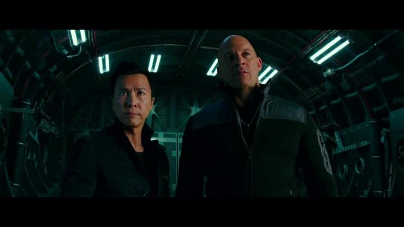 Три икса Мировое господство Отряд Три икса против агентов АНБ Часть 1
