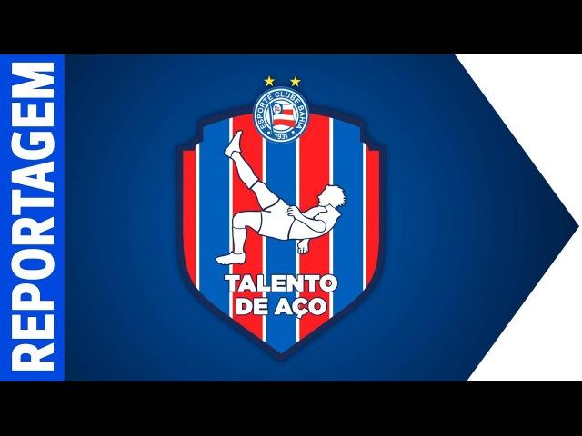 Talento de Aço Rede oficial de escolinhas do Bahia vem aí