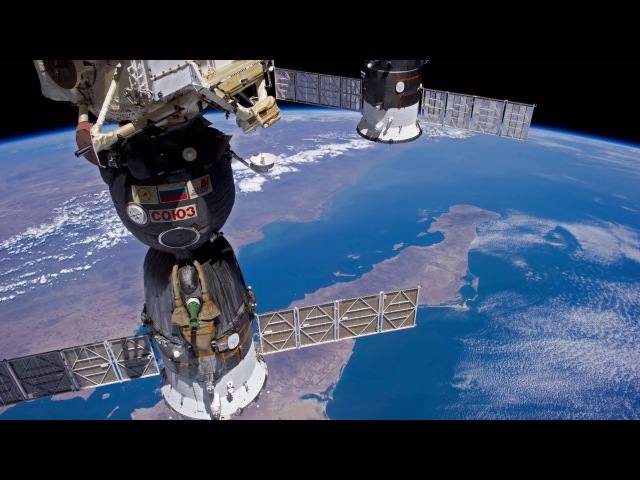 Home from Above 47 minutes of 4K ISS Timelapse