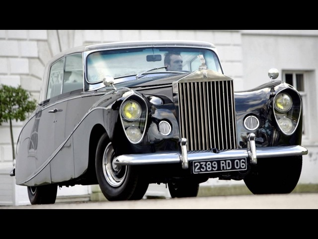 Rolls Royce Silver Wraith Perspex Top Saloon by Hooper '1951–59