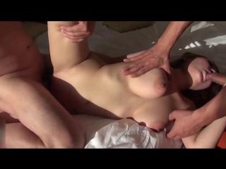 Грудастую японку жёстко трахают, japanese perfect busty milky round natural big huge tits fuck (Инцест со зрелыми мамочками 18+)