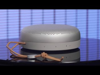 B&O Play Beoplay A1 is a sweet-sounding wireless speaker