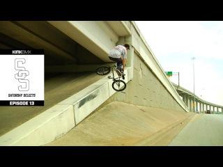 Jake Petruchik Raw Cuts - Ep. 13 Kink BMX Saturday Selects // insidebmx