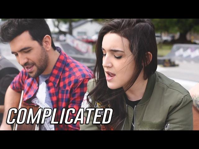 COMPLICATED - Avril Lavigne (Bárbara Martínez ft. Paper Rockets cover)