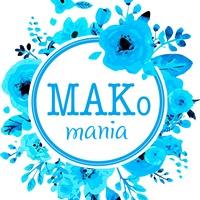 Логотип Метафорические карты / МАКомания