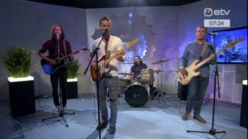 Vaata kuidas esineb Islandi bändKaleo