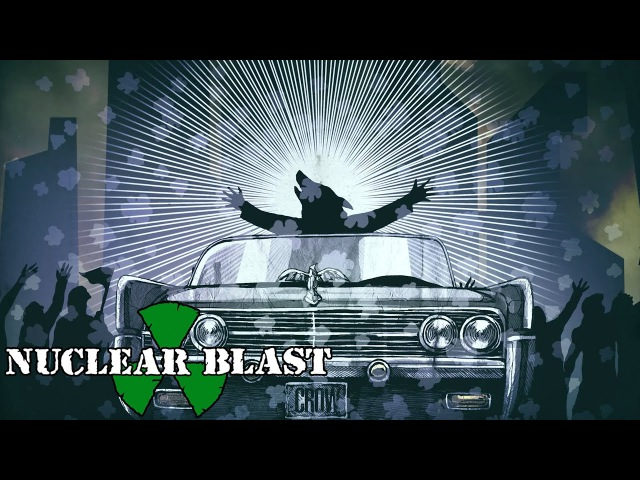 CORROSION OF CONFORMITY - Wolf Named Crow (OFFICIAL MUSIC VIDEO)