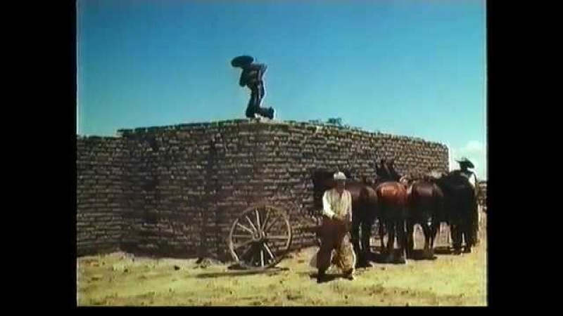 Большое приключение Зорро (Мексика, 1976) приключенческий, советский дубляж