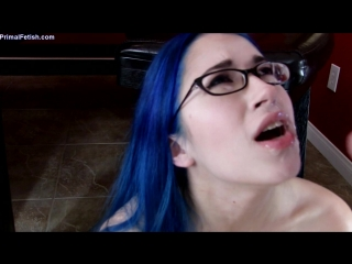 Alex coal (the delivery girl)[2018, mental domination, slut training, older man younger woman, fetish, facial, cum in mouth, hd]