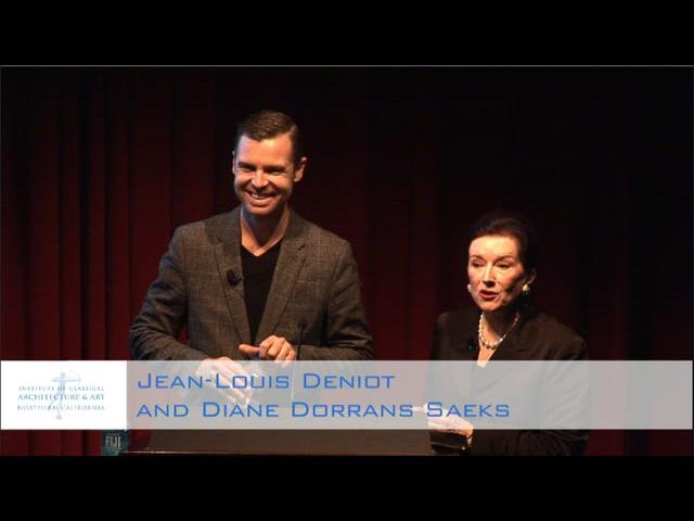Jean Louis Deniot in conversation with Diane Dorrans Saeks