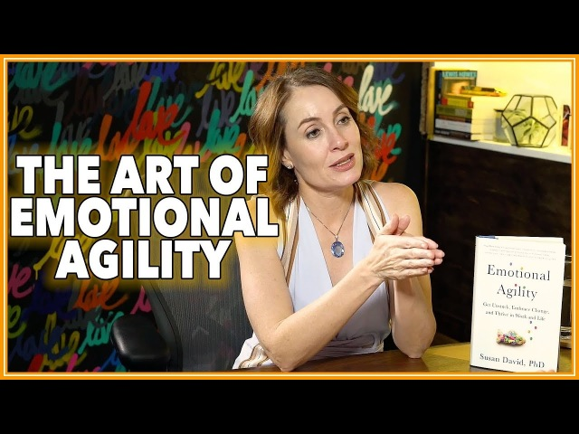 Susan David: The Art of Emotional Agility with Lewis Howes