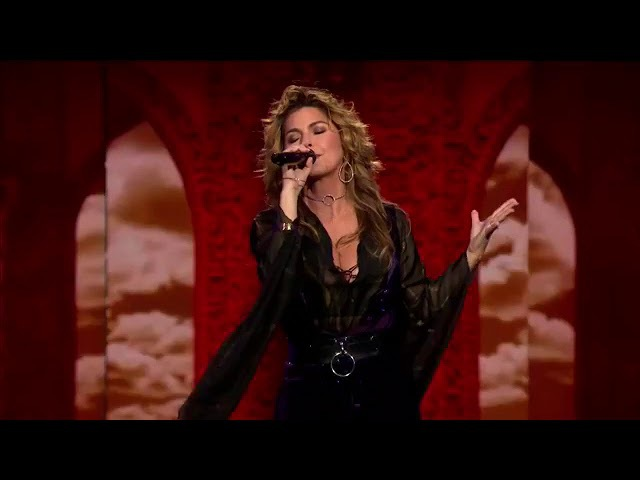Shania Twain - LIVE at US Open Tennis 2017 FULL Concert