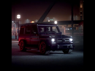 Need for speed | mercedes-benz g 63 amg