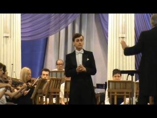 Артём Бражник: речитатив и ария Альфреда из оперы Джузеппе Верди «Травиата»