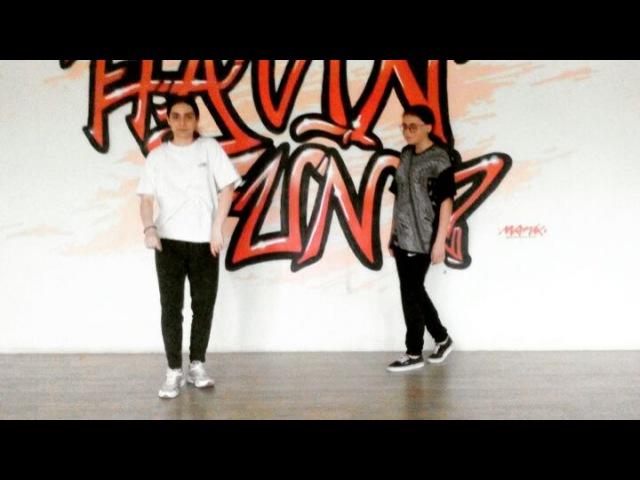 Hip Hop practice Avice Sneja G stepz