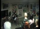 Мелка Пелка Melka Pelka Этно шаманская фолк встреча в арт галерее бандероль