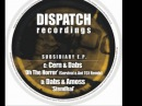 Dabs Amoss - Stendhal - Dispatch 52 D - OUT NOW