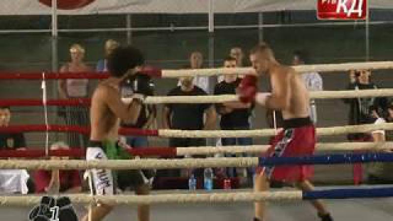 Ratko Paspalj vs Milos Karanovic WARRIORS FIGHT NIGHT KOZARSKA DUBICA 2017