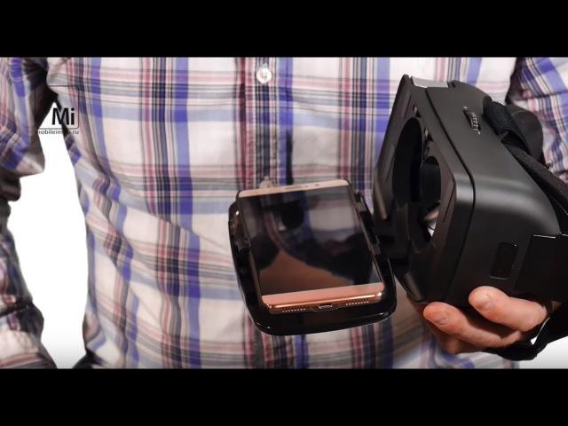 3 года VR для смартфона Обзор на примере очков Homido V2