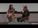 Полная панель Вопросов - Ответов о премьере 3 сезона с Сэмом Хьюэном и Катриной Балф [RUS SUB]