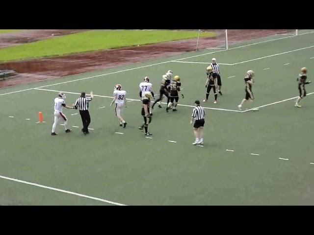 ELAF 2013 Spartans MR vs Moscow Bruins