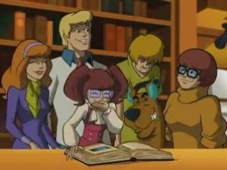Скуби-Ду: Абракадабра-Ду / Scooby-Doo! Abracadabra-Doo (Спайк Брандт) [2010 г., семейный, мультфильм, DVDRip]