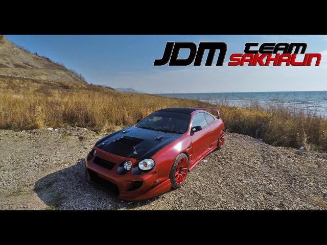 История Легенды - Toyota Celica GT Four/VeilSide