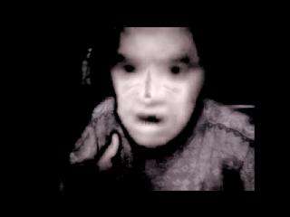 Страшное видео. Слабонервным не смотреть. 25 кадр. Призрак на видео.