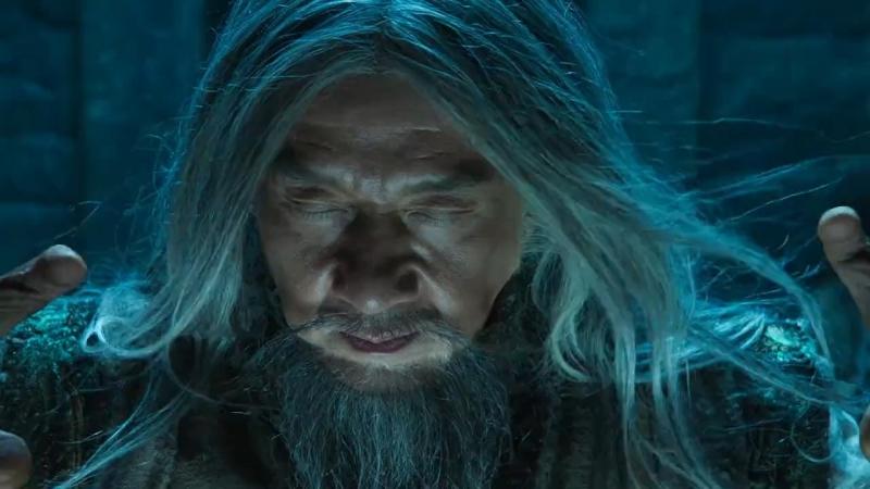 Тайна Печати дракона Путешествие в Китай 2018 новый тизер трейлер
