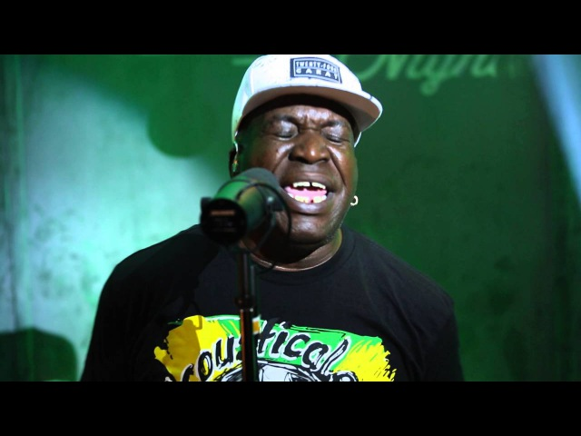 Barrington Levy Black Roses Catch A Fire Nights with Native Wayne