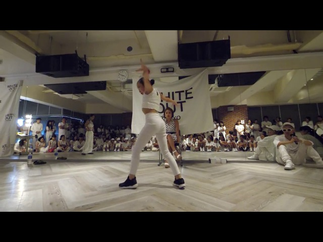 Nao vs つくし EX FINAL WHITE OUT TOKYO vol 4 WAACKIN DANCE BATTLE