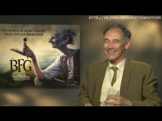 What Mark Rylance thinks of Harry Styles acting RUS SUB