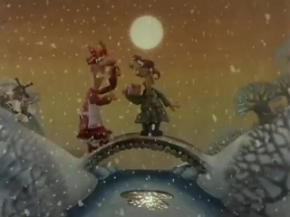 Падал прошлогодний снег (1983) Пластилиновый мультик _ Золотая коллекция