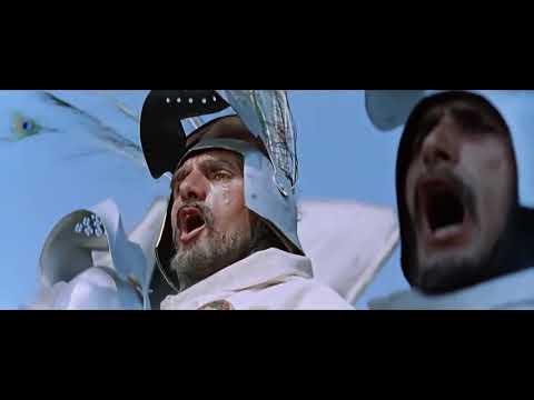 Грюнвальдская битва Ягайло и Ульрих фон Юнгинген