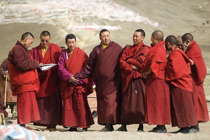 Монастырь Яшен. Тибет, изображение №3