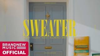 Brandnew Year 2018 (Bumkey, Yang Da Il, Taewan, Kang Min Hee, MXM(Brandnewboys), Vincent Blue) - Sweater