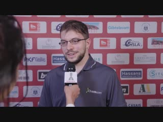 Round 5 Gibraltar Chess post-game interview with Maxime Vachier-Lagrave