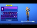 SinX6 69 DANCE EMOTES on NEW! DESERT OPS SKIN SET! Fortnite Battle Royale