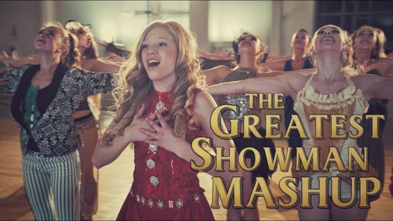 Lyza Bull - The Greatest Showman MASHUP