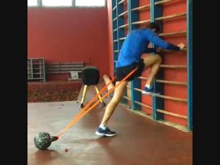 Скоростно-силовая тренировка для спортсменов